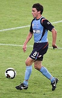 Stuart Musialik Australian soccer player