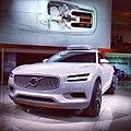 Stunning Crossover Concept Volvo XC Coupé Concept Car @ NAIAS 2014 ... naias naias2014 detroit autoshow miniusa press pressconference worldpremiere concepts @volvo @volvousa concepts conceptcars.jpg