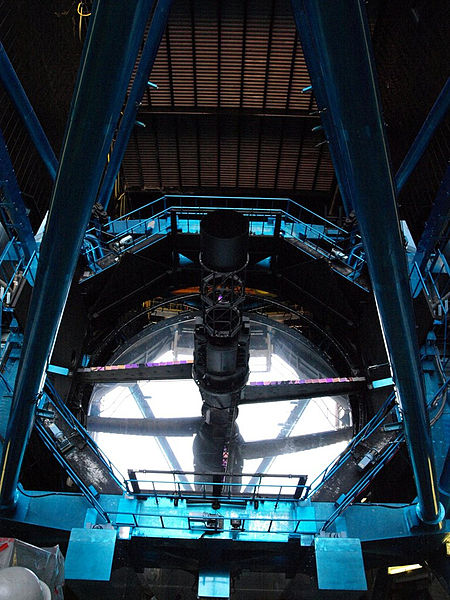 File:Subaru Telescope under daylight.jpg