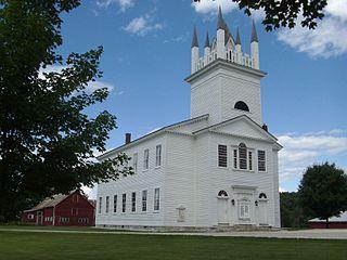 Sudbury Congregational Church United States historic place