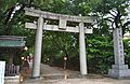Sumiyoshi-jinja (Fukuoka) torii.JPG