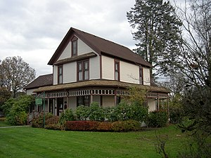 Sumner, Washington - Sumner's Ryan House (home of the city's historical museum) is on the National Register of Historic Places.