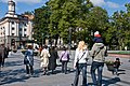 Sunday afternoon in Vilnius, Lithuania, 14 Sept. 2008 (2865908900).jpg