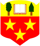 Sutherland of Houndwood Escutcheon.png