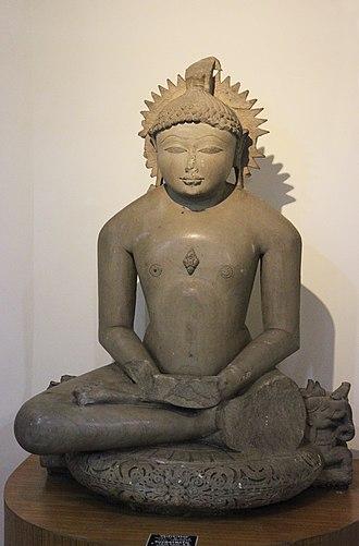 Munisuvrata - Image: Suvrtrath Statue India
