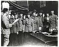 Swearing In - New York Recruiting Office, 17 August 1918 (6035544680).jpg