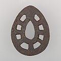 Sword Guard (Tsuba) MET 17.229.12 001may2014.jpg