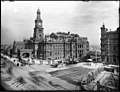 Sydney Town Hall with St Andrews cathedral visible (3575321672).jpg