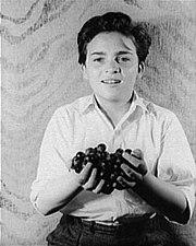 Portrait de Sidney Lumet le 7 mai 1939Carl Van Vechten