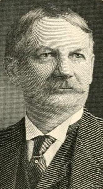 California's 8th congressional district - Image: Sylvester Clark Smith, California Congressman