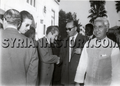 Syrian Speaker Akram al-Hawrani with Indian guests at the Parliament Garden.png