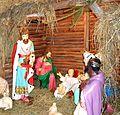 Szopka bożonarodzeniowa w kamiennogórskim kościele NSPJ(5).jpg