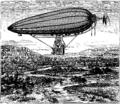 T5- d684 - Fig. 521. — Projet de ballon à vapeur de M. Wolfert.png