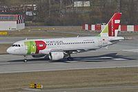 CS-TTF - A319 - TAP Portugal