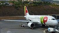 CS-TTR - A319 - TAP Portugal