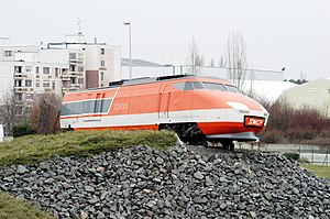 TGV 001 - TGV 001
