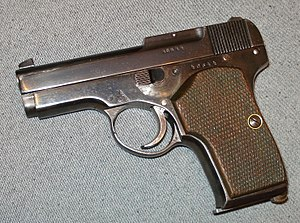 Korovin pistol - TK pistol