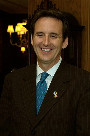Minnesota Governor, Tim Pawlenty at the Govern...