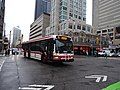 TTC bus 8143 at Sherbourne and Bloor, 2014 12 17 (4) (16047120182).jpg