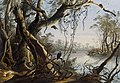 Tableau 5 Mouth of Fox River (Indiana) by Karl Bodmer (cropped).jpg