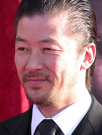 Tadanobu Asano - Asano at the world premiere of Thor