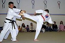 Tekwondo 220px-Taekwondo1