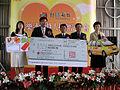 Taiwan Lottery press conference 20080514.jpg