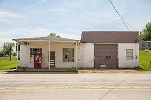 Tampico, Indiana - Image: Tampico, Indiana