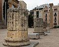 Tarragona Restos Romanos - Bases de Columnas en el Forum.jpg