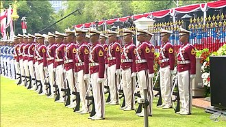 Police academy - Indonesian Police Academy Cadets