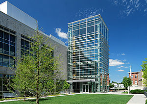Taunton, Massachusetts - Taunton Trial Court, completed in 2011