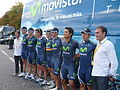 TdF 2011 Movistar team2.JPG