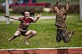 Team Incirlik gets dirty for Women's History Month 120331-F-BS505-494.jpg