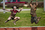 Team Incirlik gets dirty for Women's History Month 120331-F-BS505-494.jpg