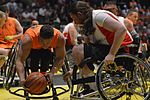 Team Netherlands and Denmark faceoff for Bronze 160512-F-WU507-016.jpg