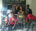 Team participating at Psycho 60 Escape Rooms Nairobi.jpg