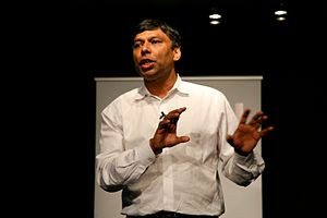 Naveen Jain - Jain at Tech Cocktail Week