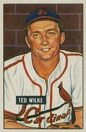 Ted Wilks - Image: Ted Wilks