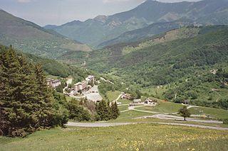 Col de Tende mountain pass