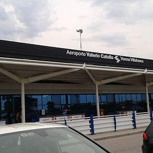 Terminal Partenze Verona Valerio Catullo