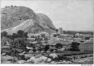 Thiruparankundram - Image: Teruparankundram