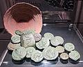Tesoretto di santa marinella, monete pesanti di età repubblicana, IV-III sec ac..JPG