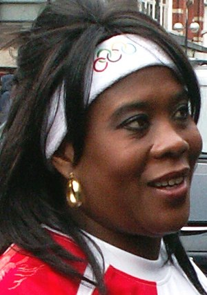 Athletics at the 1986 Commonwealth Games - Tessa Sanderson set a Games record for the javelin gold medal.