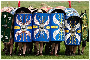 The Testudo Formation