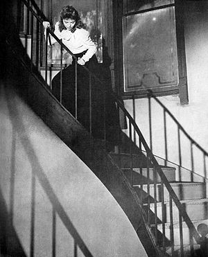 Vanguard Films - Dorothy McGuire in The Spiral Staircase (1946)