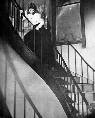 The Spiral Staircase (1946 film) - Dorothy McGuire in The Spiral Staircase