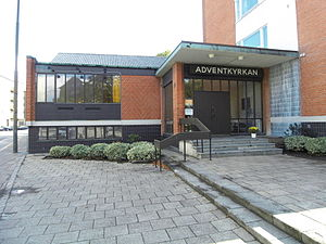 Seventh-day Adventist Church in Sweden - The Advent Church in Malmö