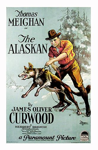 The Alaskan - Theatrical poster