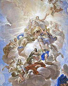 Peinture Baroque Wikipedia