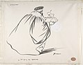 The Barman- The Colonel's Drink. Caricature of Criminal Court Judge, Alphonse Bard MET DP808310.jpg